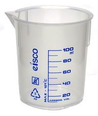 575-82008X-00 Beaker, Screen printed, PP