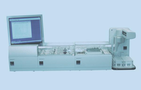 AA3 HR AutoAnalyzer