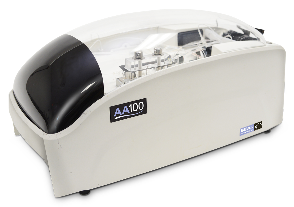 SEAL AA100 Continuous Flow Analyzer