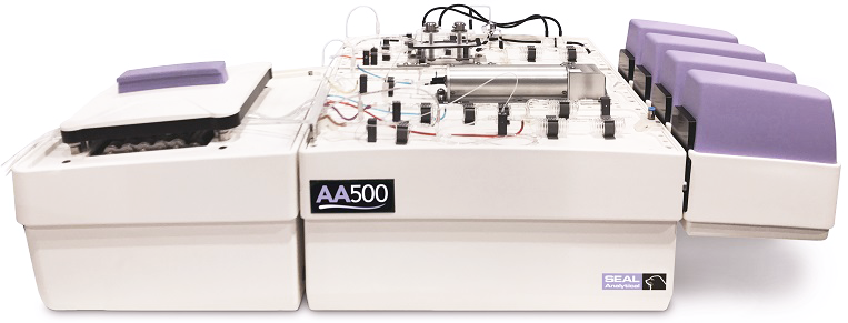 AA500 Segmented Flow Analyzer