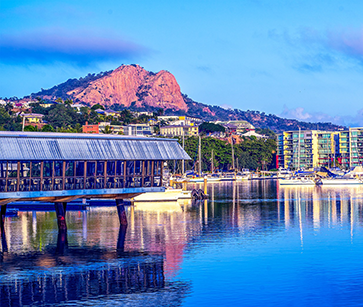 Townsville- Australia- water front