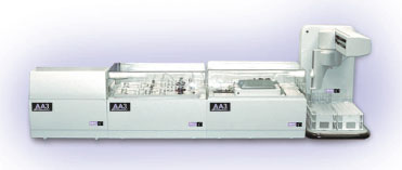 SEAL AA3 Segmented Flow Analyzer