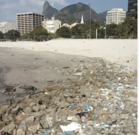 testing the waters around rio with SEAL Analyzers