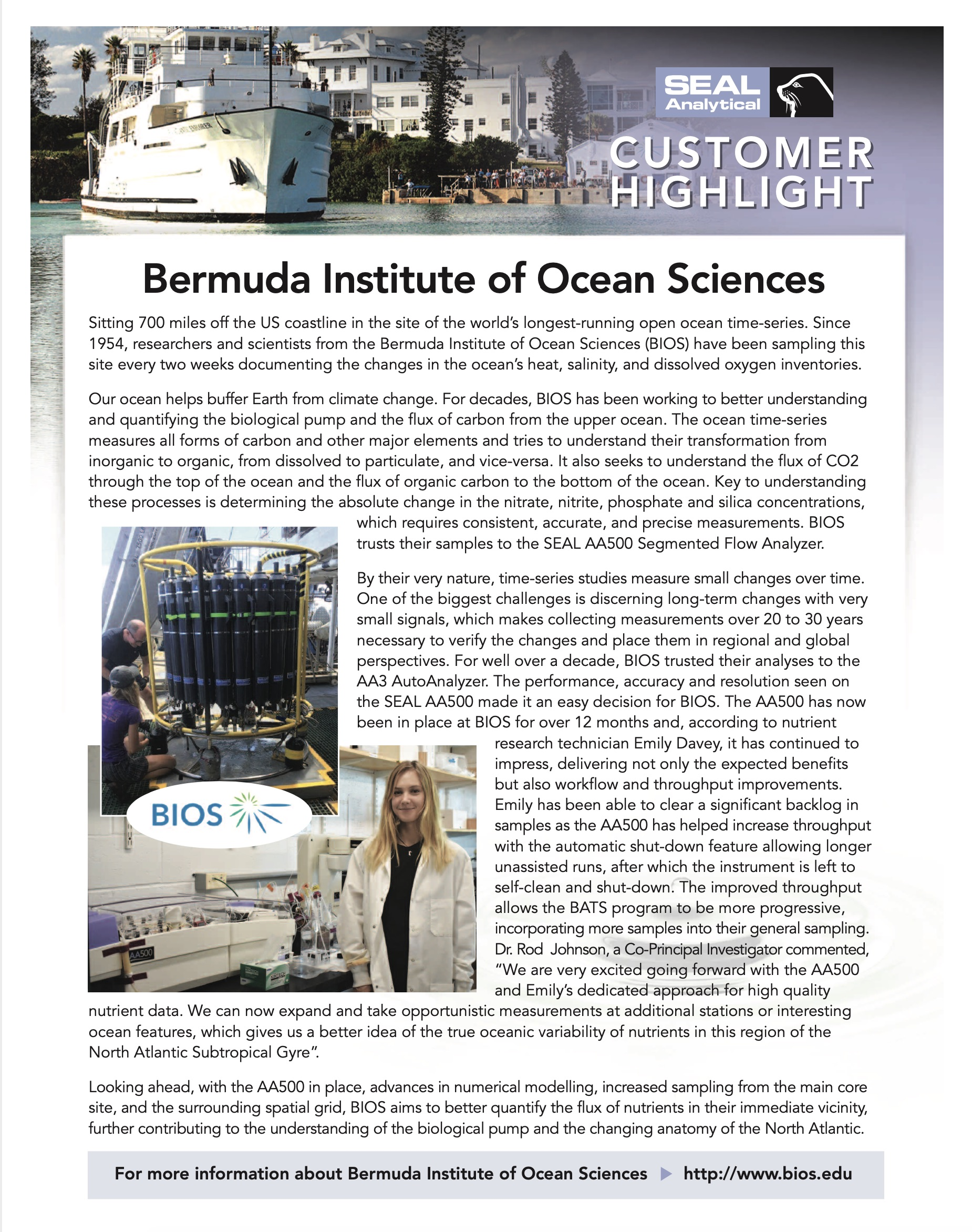 SEAL Analytical Newsletter Summer 2020 Page 2