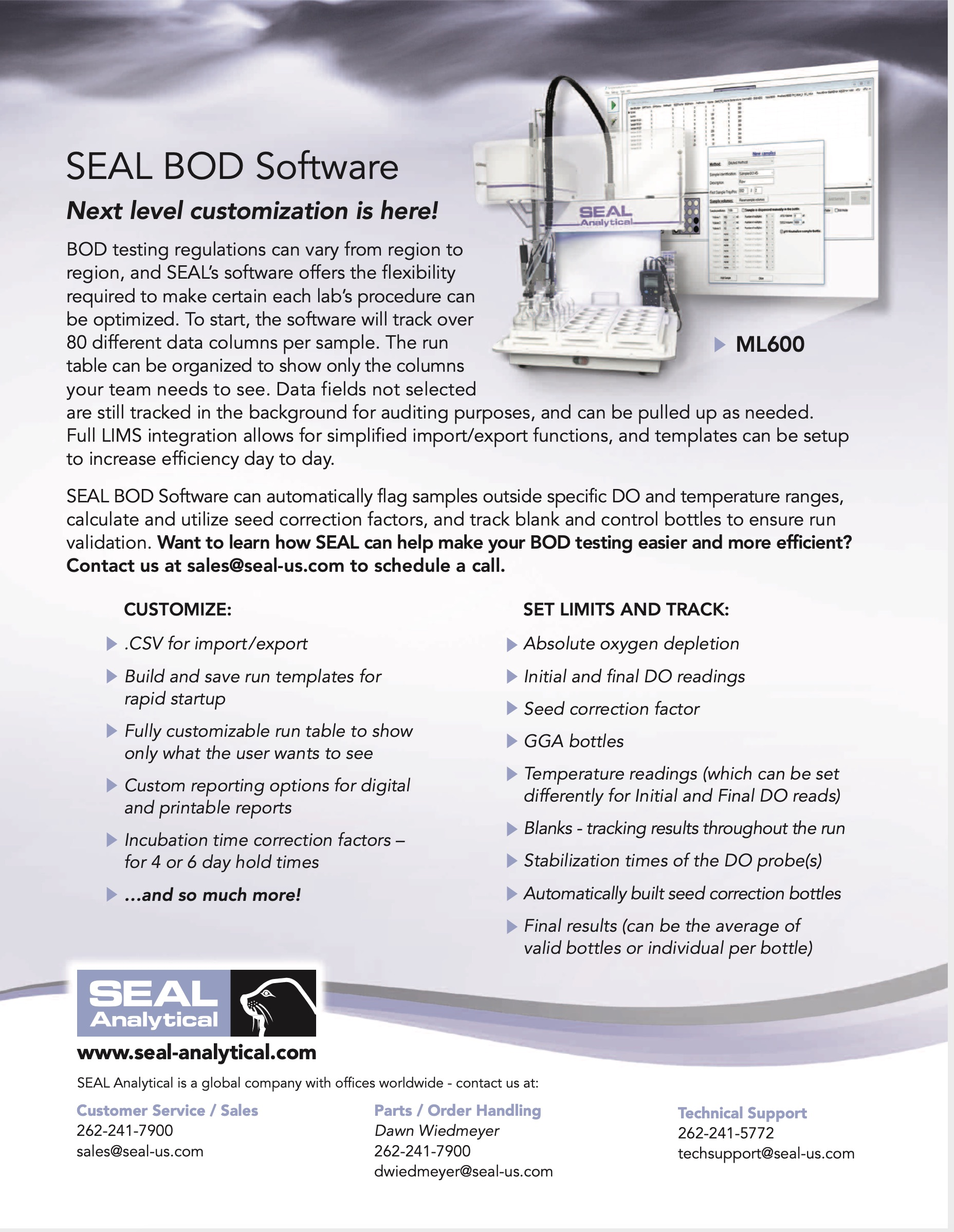 SEAL Analytical Newsletter Summer 2020 Page 4