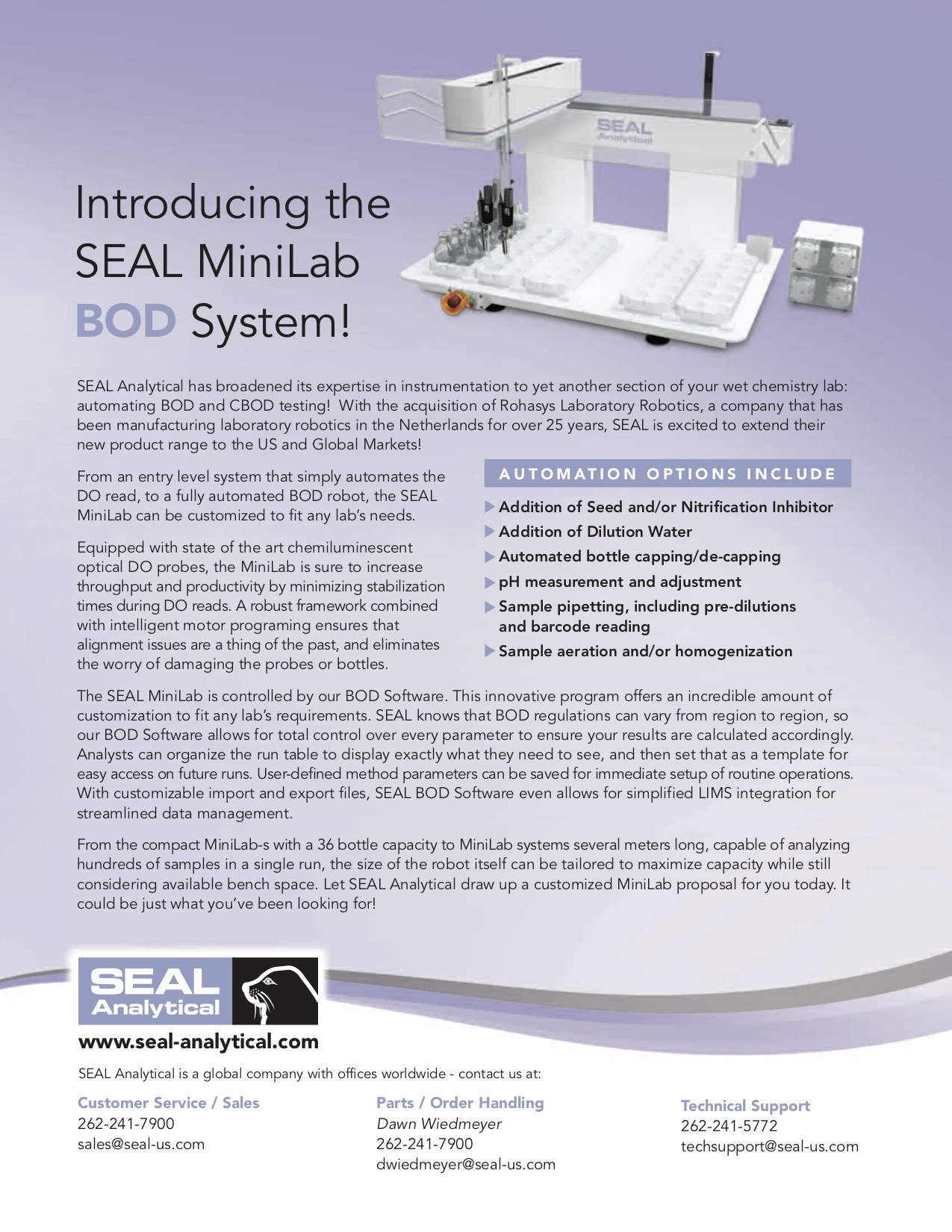 SEAL Analytical Newsletter Winter 2019 Page 4