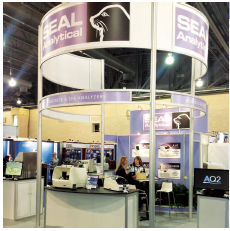 SEAL Anlaytical at Pittcon 2013