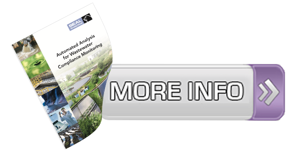 Wastewater compliance monitoring brochure